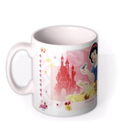 Mugs - Disney Princess Snow White Photo Upload Mug - Image 1