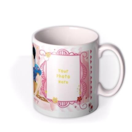Mugs - Disney Princess Snow White Photo Upload Mug - Image 2