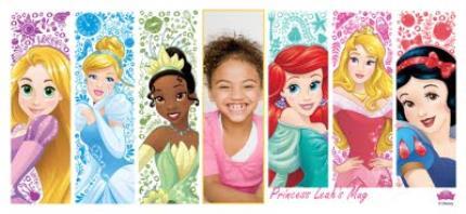 Mugs - Disney Princess Close Up Photo Upload Mug - Image 4