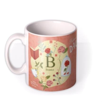 Mugs - Disney Beauty And The Beast Daughter Mug - Image 1