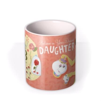 Mugs - Disney Beauty And The Beast Daughter Mug - Image 3