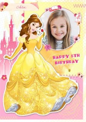Greeting Cards - Belle Birthday Cards - Beauty & The Beast - Image 1