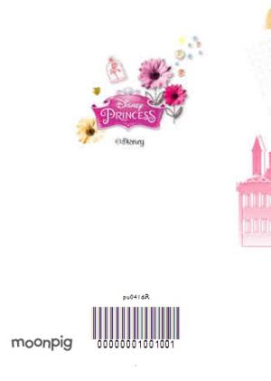 Greeting Cards - Belle Birthday Cards - Beauty & The Beast - Image 4