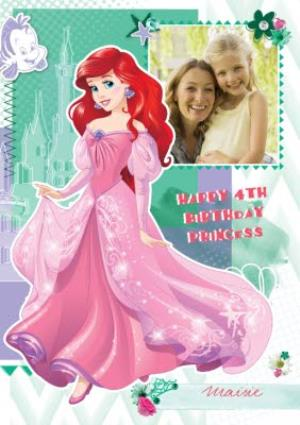 Greeting Cards - Ariel Birthday Card - Image 1