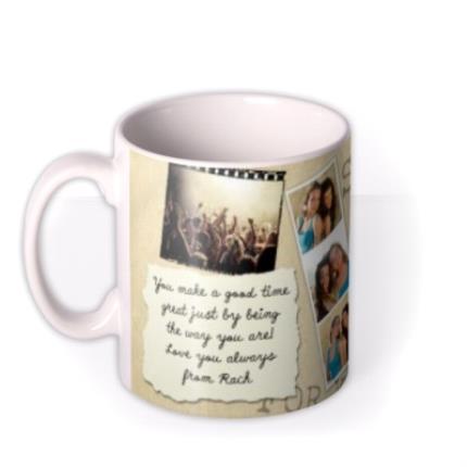 Mugs - The Scrapbook Photo Upload Mug - Image 1