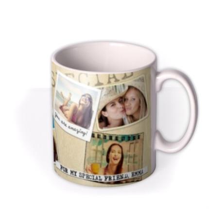Mugs - The Scrapbook Photo Upload Mug - Image 2