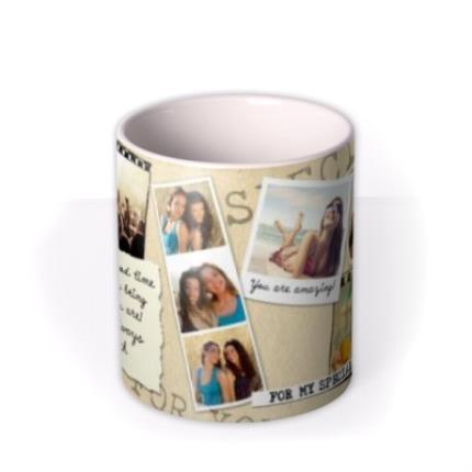 Mugs - The Scrapbook Photo Upload Mug - Image 3