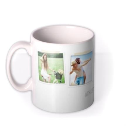 Mugs - 4 Photo Upload Mug - Image 1