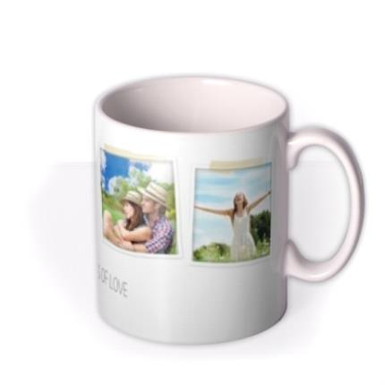Mugs - 4 Photo Upload Mug - Image 2