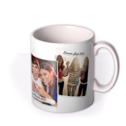 Mugs - Caption 3 Photo Upload Mug - Image 2