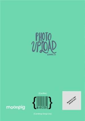 Greeting Cards - Birthday 9 Photo Upload Card - Image 4