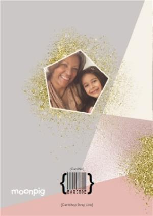 Greeting Cards - Birthday photo upload Card - For my Beautiful Nana - Image 4