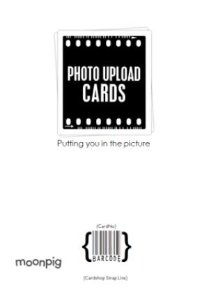 Greeting Cards - 8 Photo Upload card for Dad - Image 4