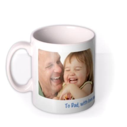 Mugs - Rounded Edge Pair Photo Upload Mug - Image 1