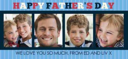 Mugs - Father's Day Best Daddy Photo Upload Mug - Image 4