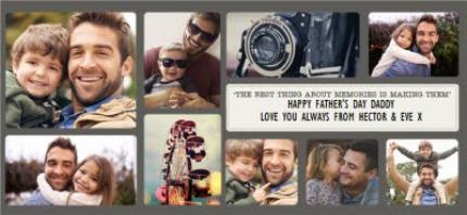 Mugs - Photo Upload Collage Memory Mug - Image 4
