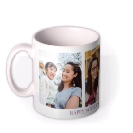Mugs - Image Trio Photo Upload Mug - Image 1