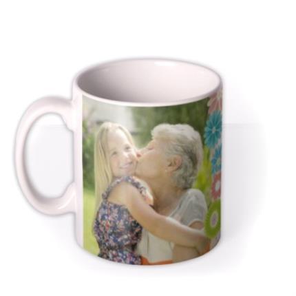 Mugs - Mother's Day Wonderful Photo Upload Mug - Image 1