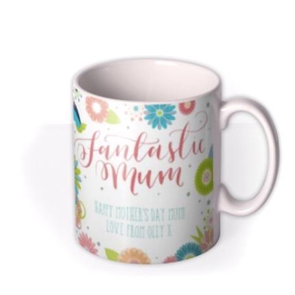 Mugs - Mother's Day Fantastic Photo Upload Mug - Image 2