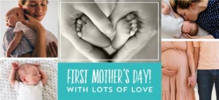 Mugs - First Mother's Day Photo Upload Mug  - Image 4