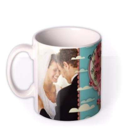 Mugs - Life Shared Photo Upload Mug - Image 1