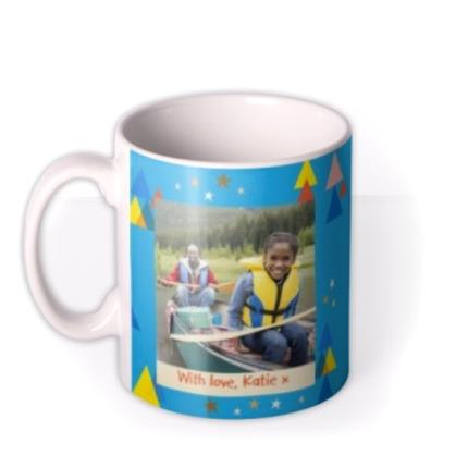 Mugs - Father's Day Daddy Fox Custom Mug - Image 1