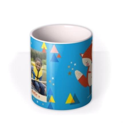 Mugs - Father's Day Daddy Fox Custom Mug - Image 3
