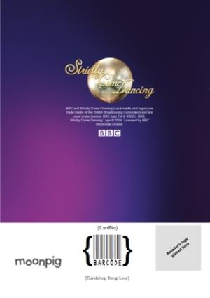 Greeting Cards - Birthday card - Strictly Come Dancing - BBC - Image 4