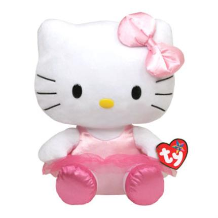 Soft Toys - Hello Kitty Ballerina Buddy - Image 1