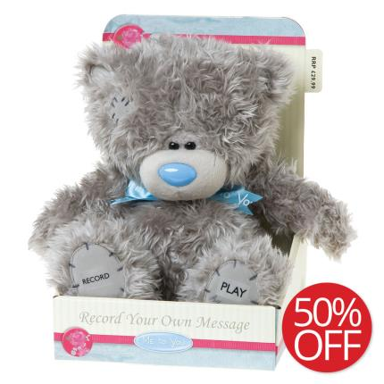 Soft Toys - Recordable Tatty Teddy - Image 1