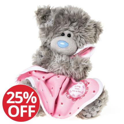Soft Toys - A Hug From Me Tatty Teddy - 25% OFF! - Image 1