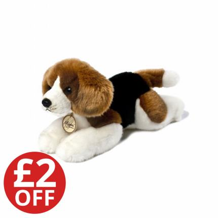 Soft Toys - Beagle - WAS £10 NOW £8 - Image 1