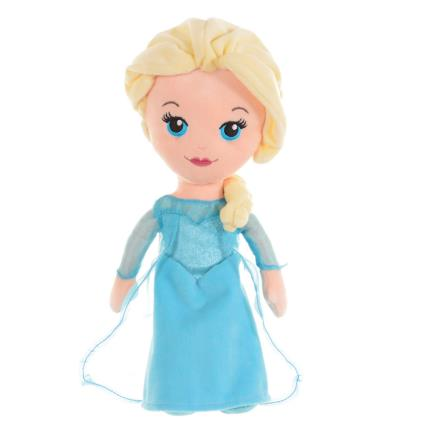 Soft Toys - Elsa from Frozen  - Image 1