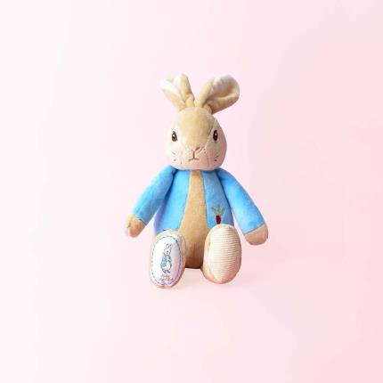 Soft Toys - Beatrix Potter My First Peter Rabbit Soft Toy - Image 1