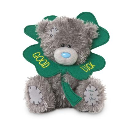 Soft Toys - 'Good Luck' Tatty Teddy - Image 1
