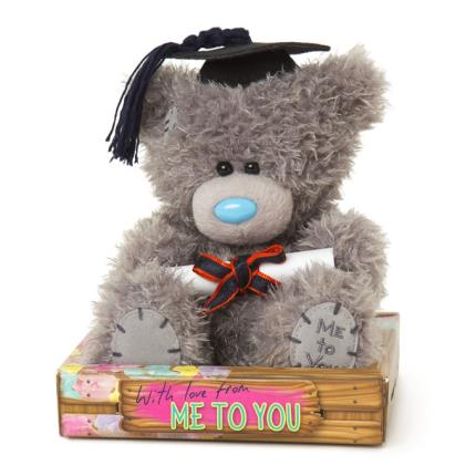 Soft Toys - 'Graduation' Tatty Teddy - Image 1