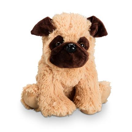 Soft Toys - Warmies Cozy Pug - Image 1