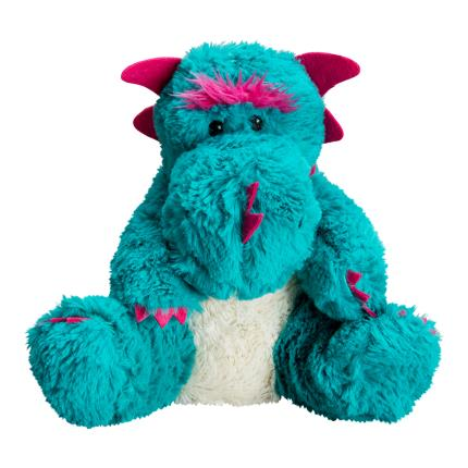 Soft Toys - Warmies Microwavable Cozy Dragon - Image 1