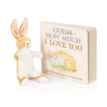 Soft Toys - Guess How Much I Love You Book & Plush Set - Image 1