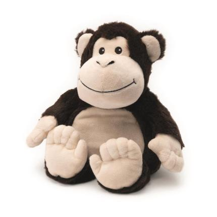 Soft Toys - Warmies Microwavable Cozy Monkey - Image 1