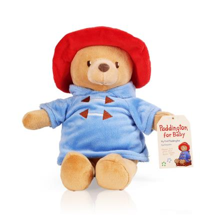 Soft Toys - My First Paddington Bear Soft Toy - Image 1