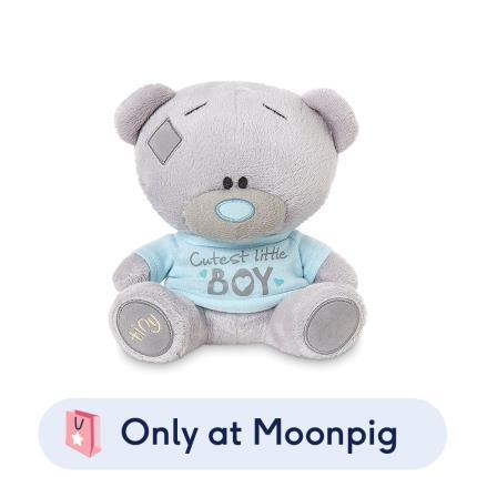 Soft Toys - Cutest Little Boy Tiny Tatty Teddy - Image 1