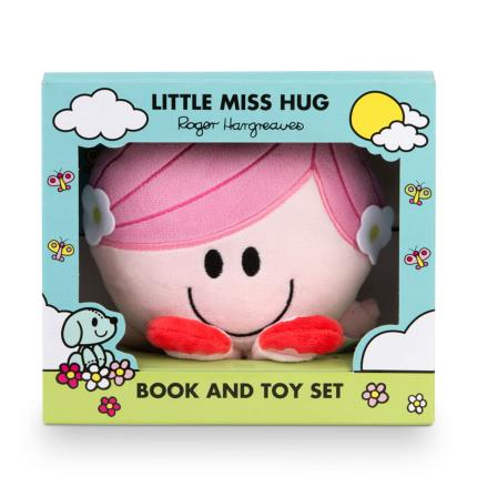 Soft Toys - Little Miss Hug Gift Set - Image 1