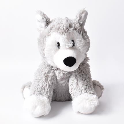 Soft Toys - Warmies Microwavable Cozy Husky - Image 1