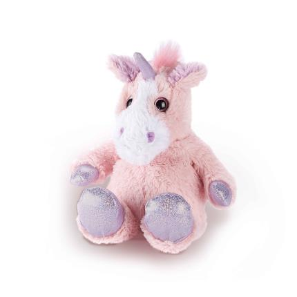 Soft Toys - Warmies Microwavable Cozy Unicorn - Image 1