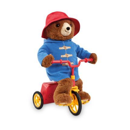 Soft Toys - Cycling Paddington - Image 1