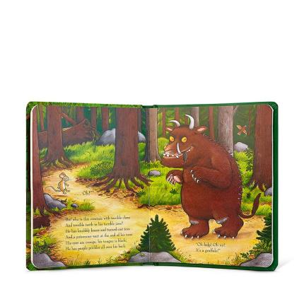 Soft Toys - The Gruffalo Book and Toy Gift Set - Image 2