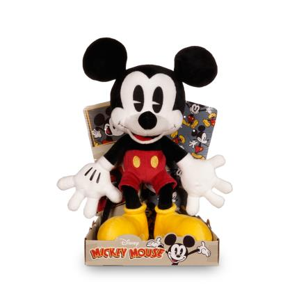Soft Toys - Disney's '90th Anniversary' Mickey Mouse - Image 3