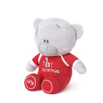 Soft Toys - Me to You Tiny Tatty Teddy My First Christmas Baby Gift - Image 3