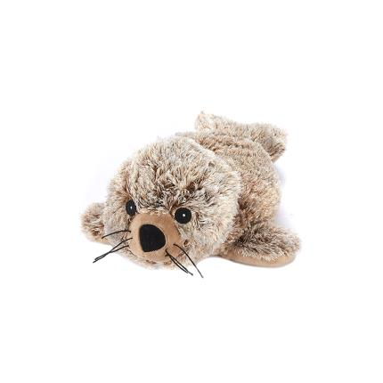 Soft Toys - Warmies Microwavable Baby Seal Soft Toy - Image 1